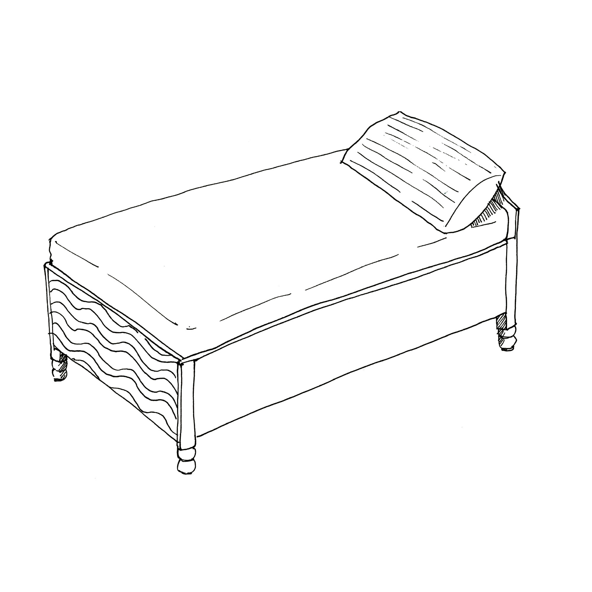 Donation Gift: Bed