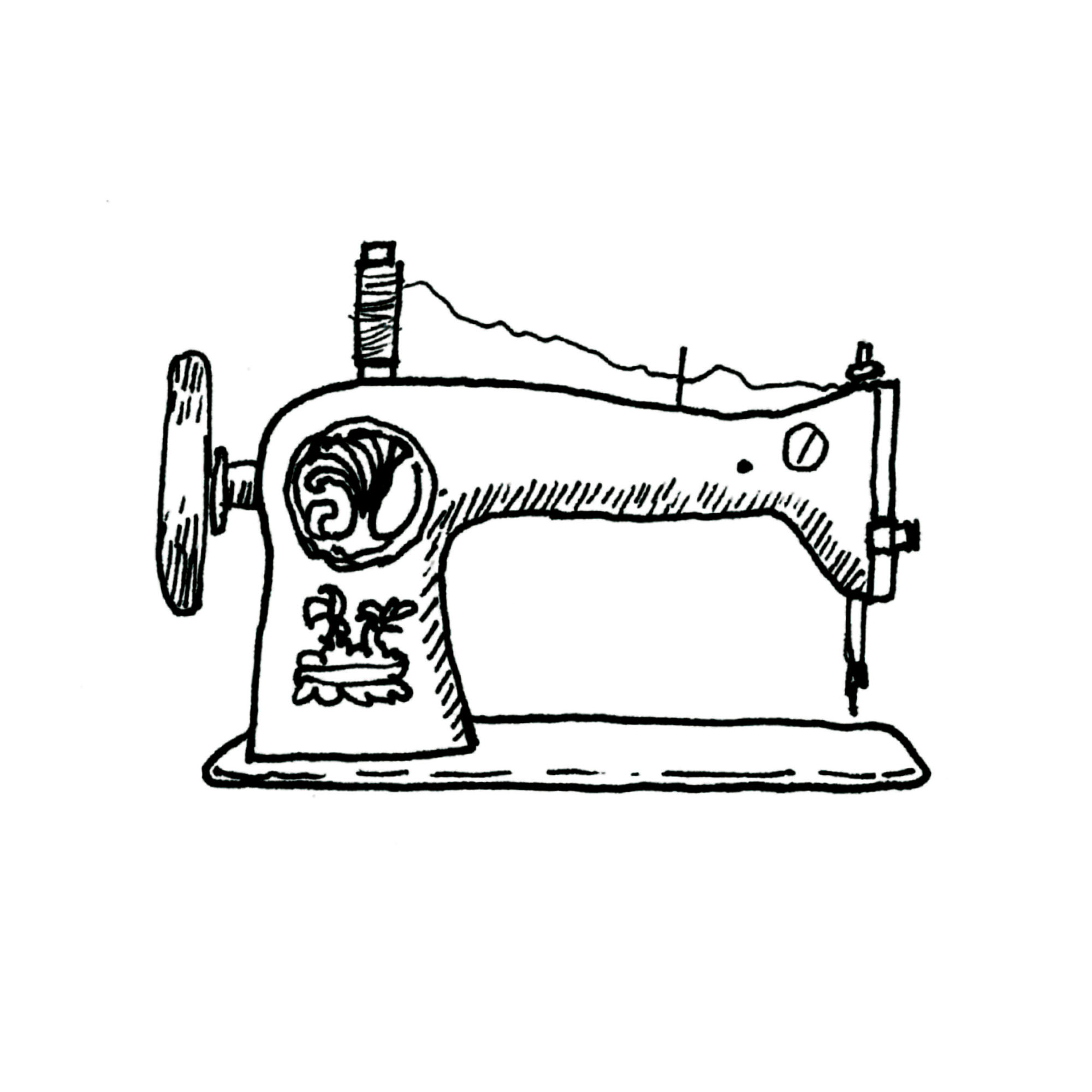 Gift of a Sewing Machine
