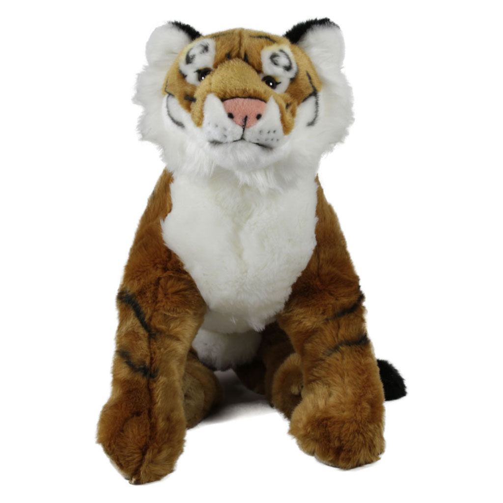 Sumatran tiger soft toy, 50cm