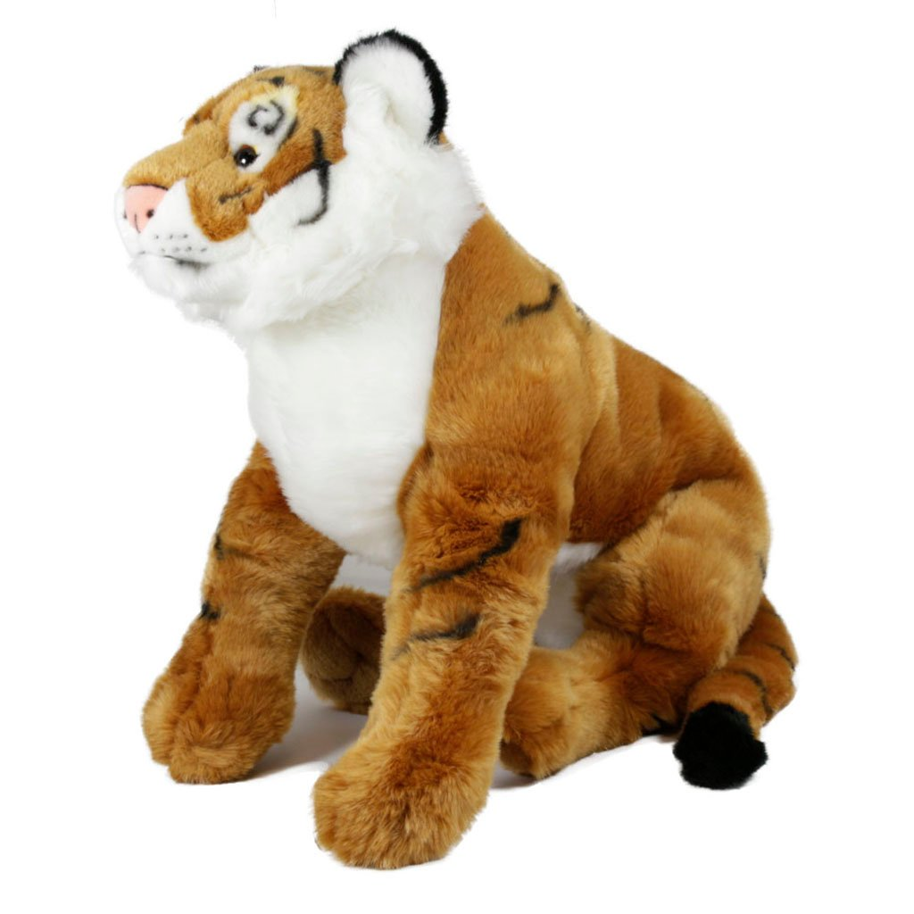 Sumatran tiger soft toy, 33cm