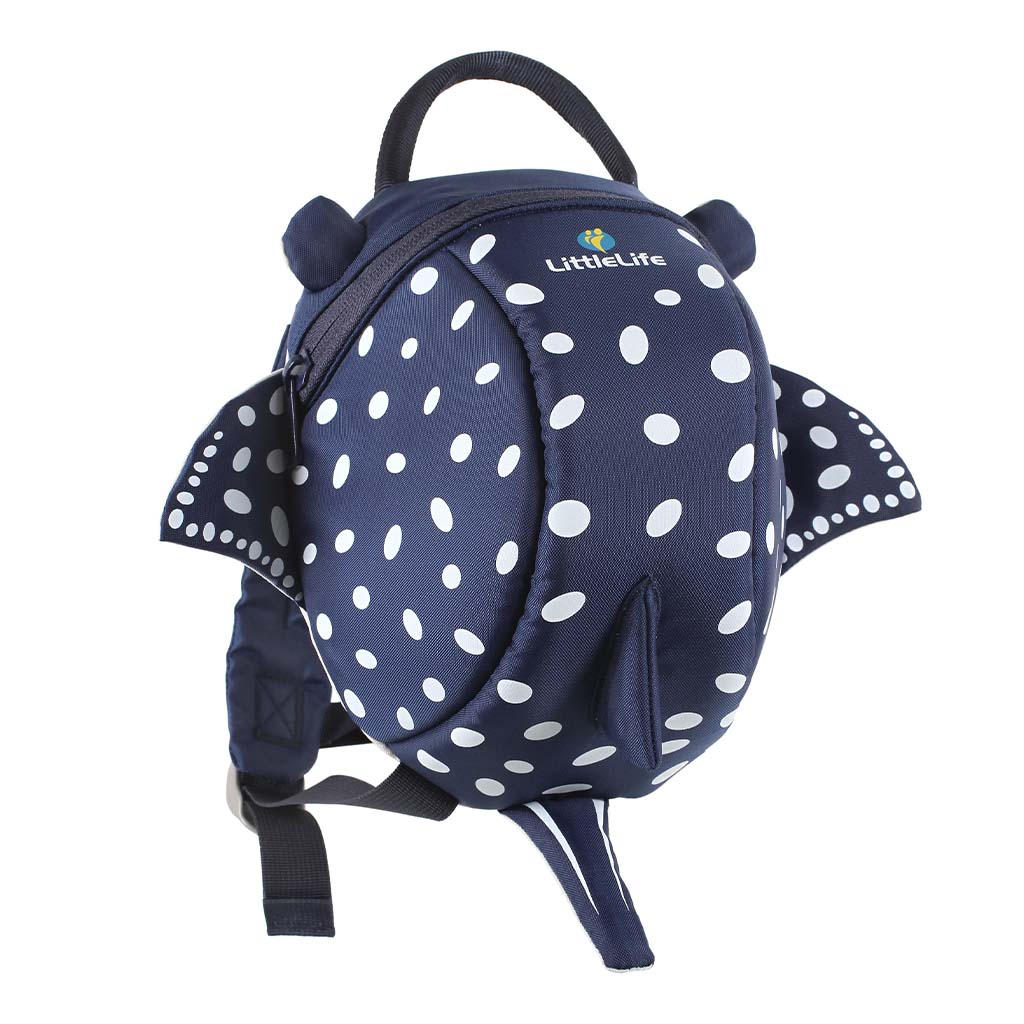 Stingray Toddler Backpack With Reins