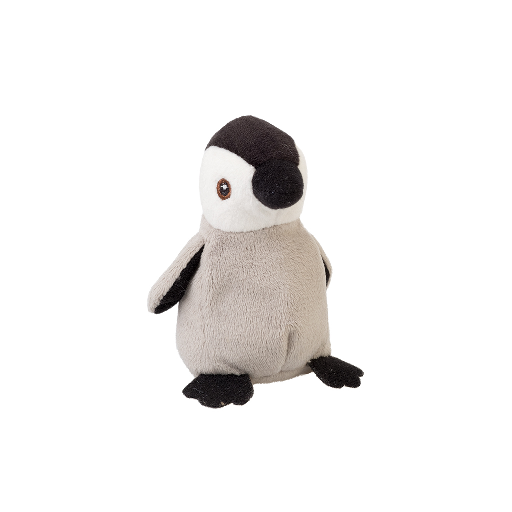 Emperor penguin chick beanie Soft Toy