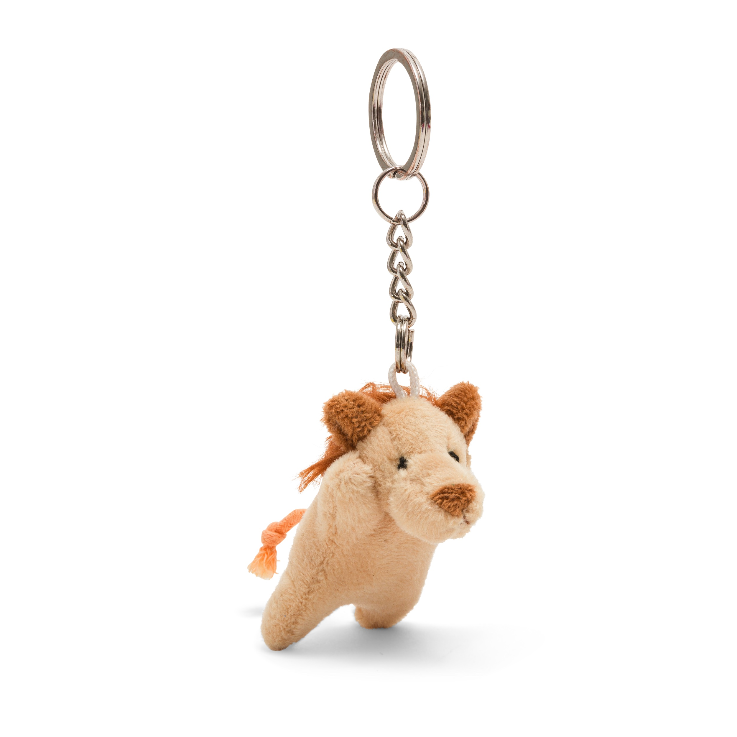 Lion soft keyring
