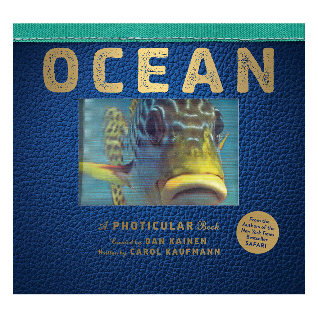 Ocean photicular book