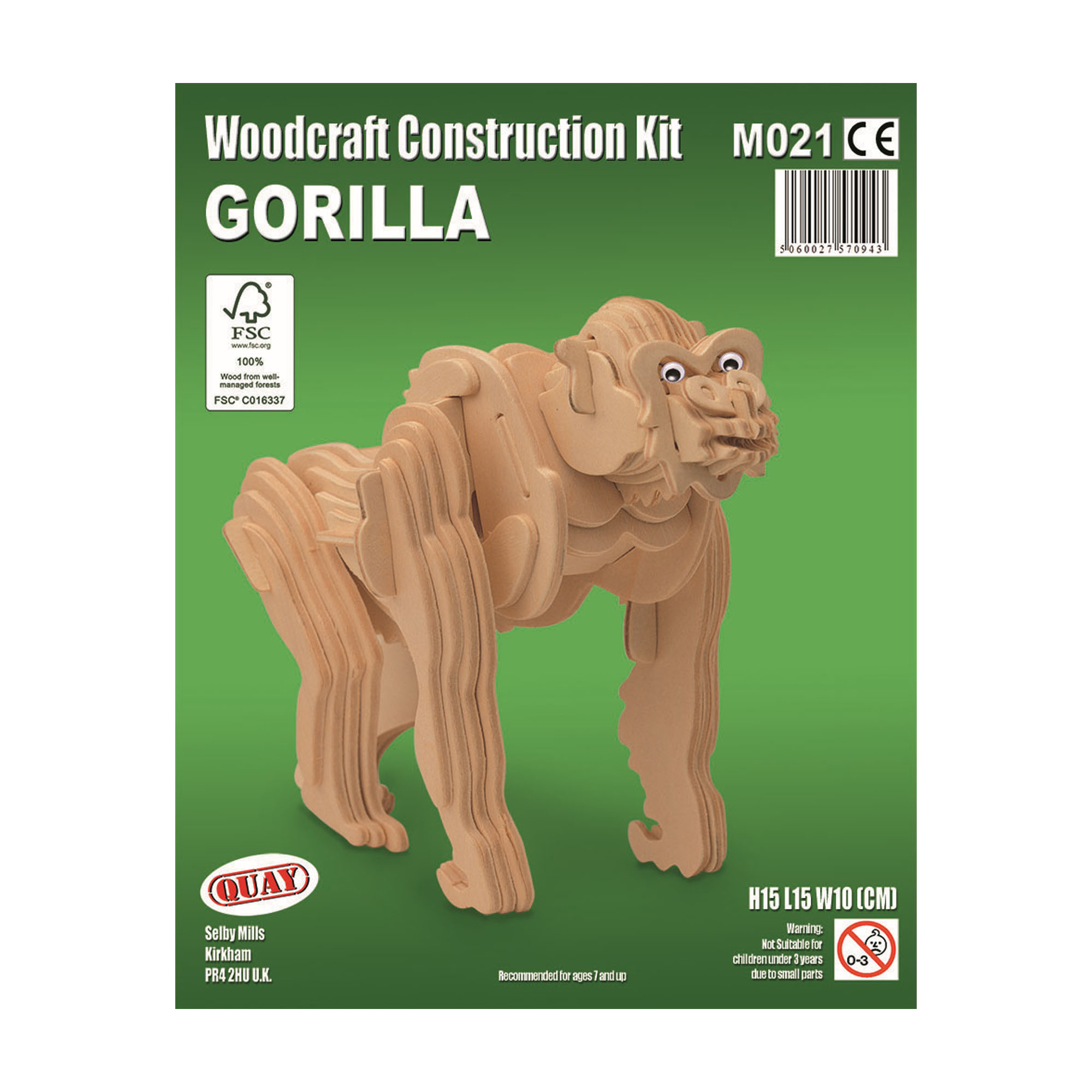 Gorilla Construction Kit