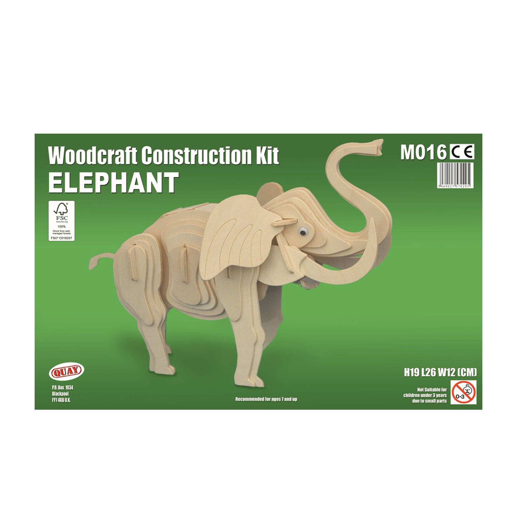 Elephant Construction Kit