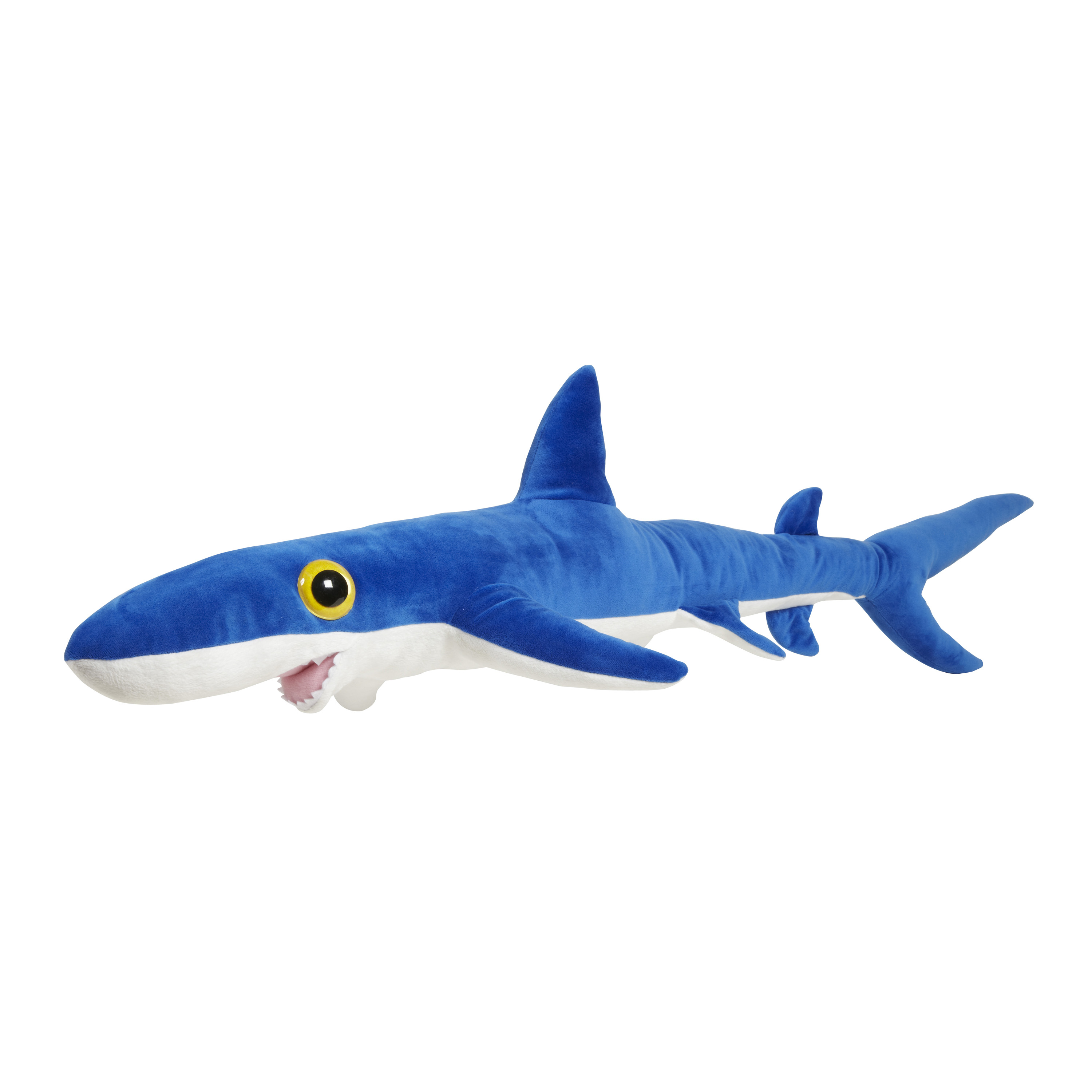 Baby Blue shark soft toy