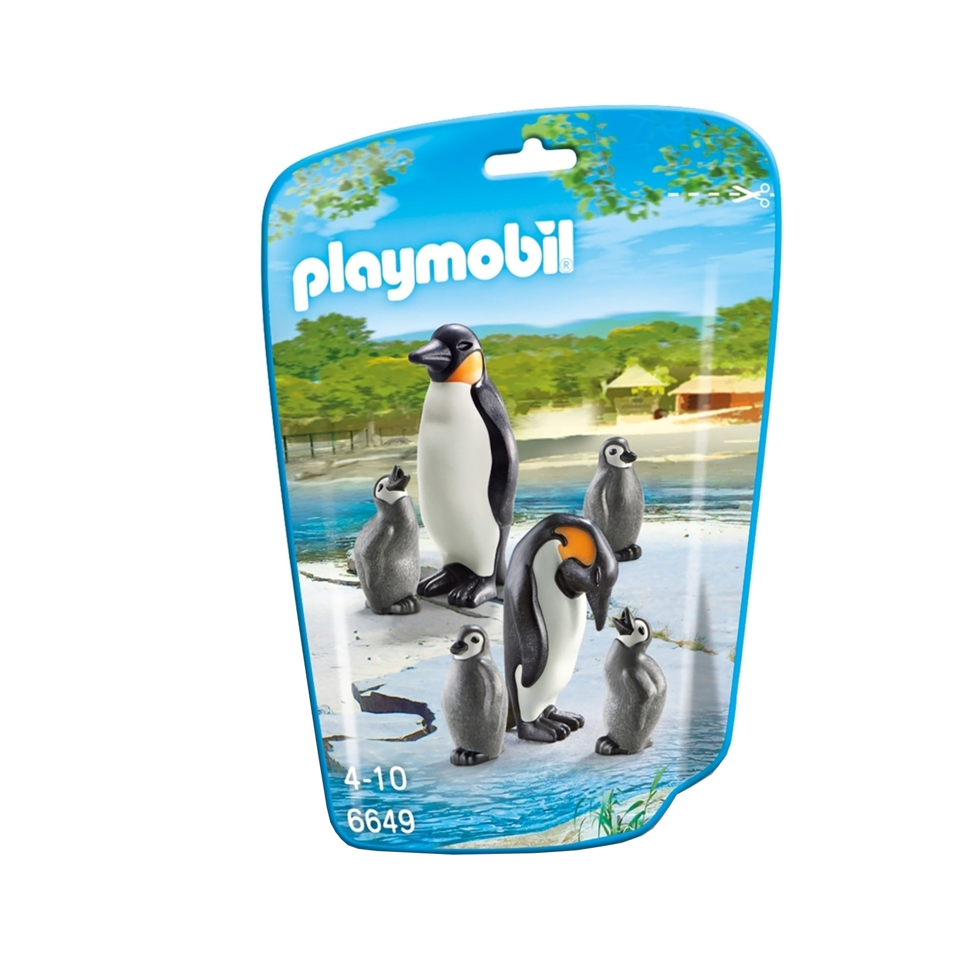 Playmobil Penguin figures