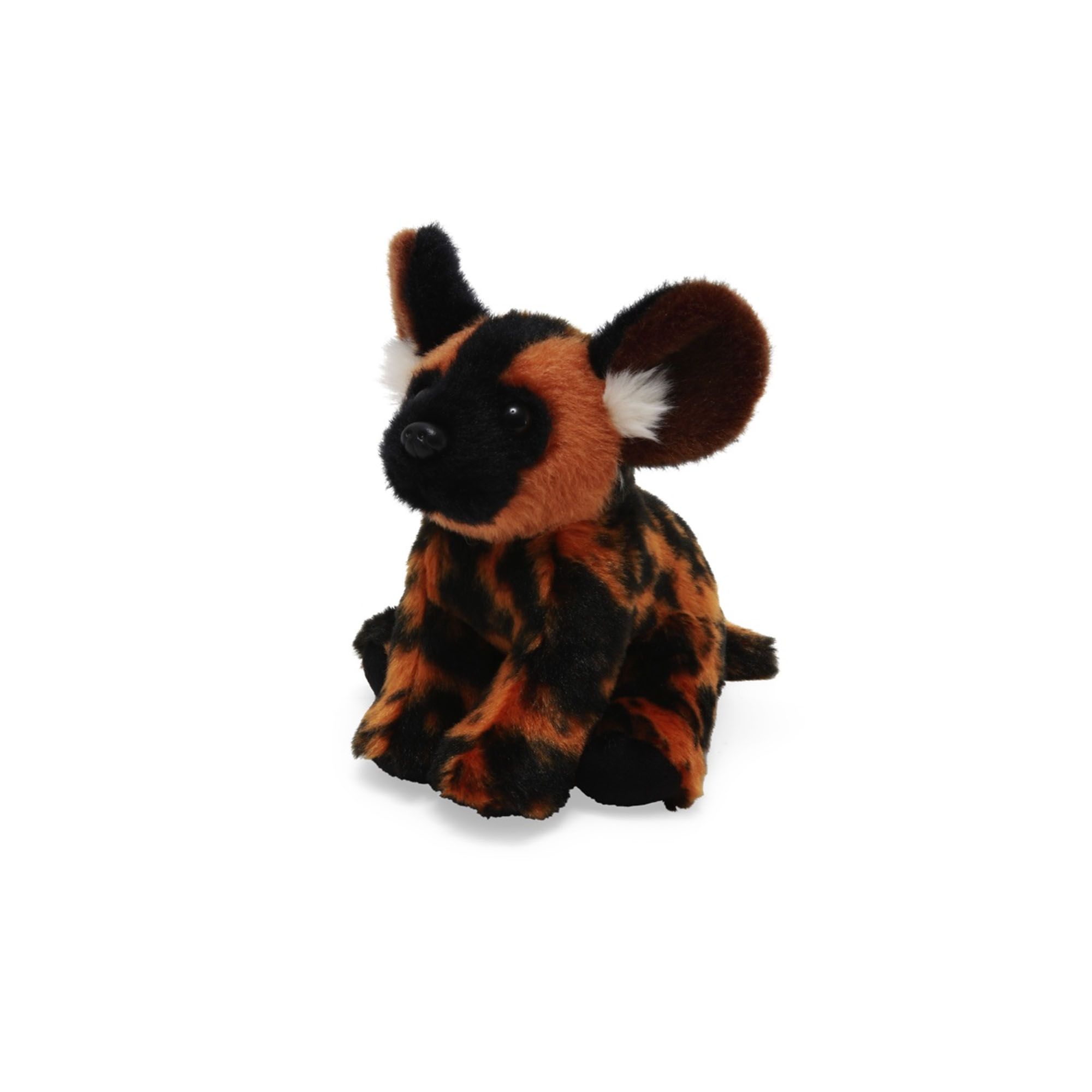 African Hunting Dog soft toy, 20cm