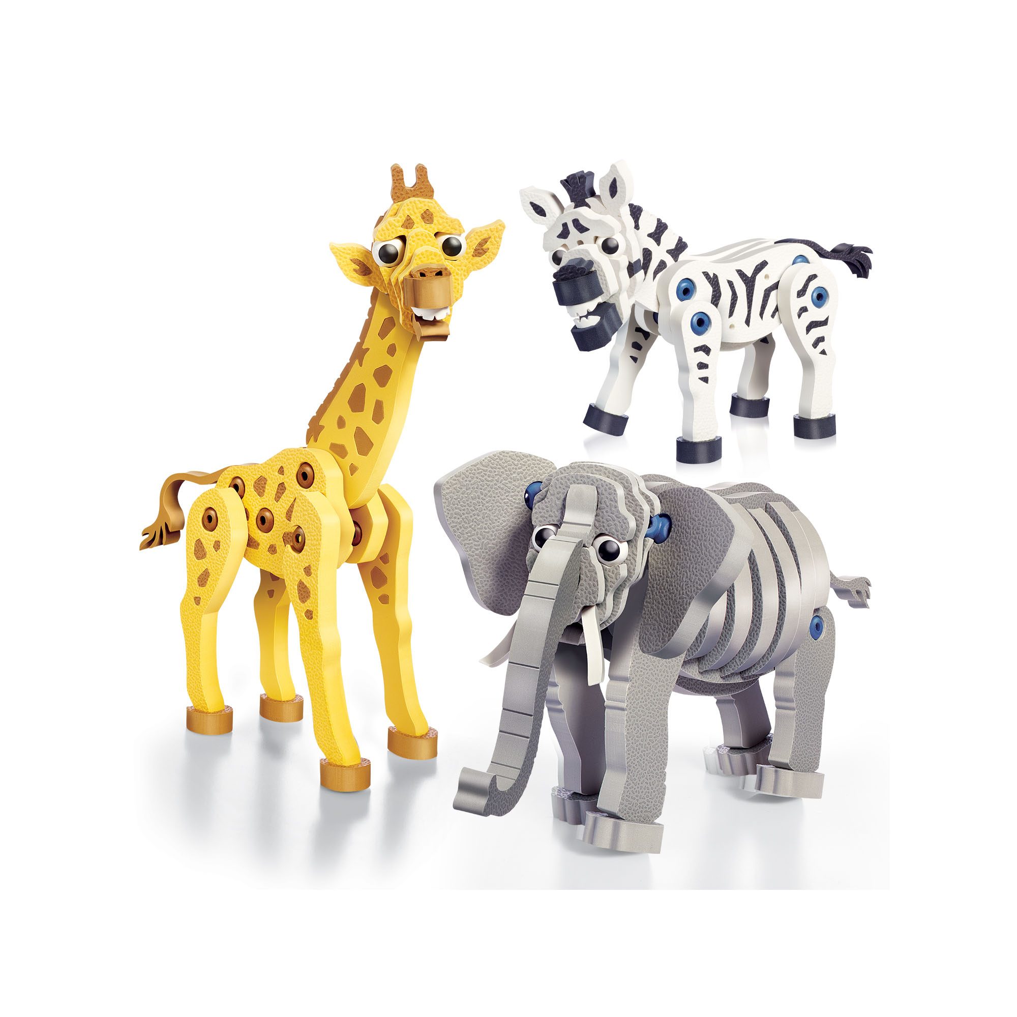safari play set models