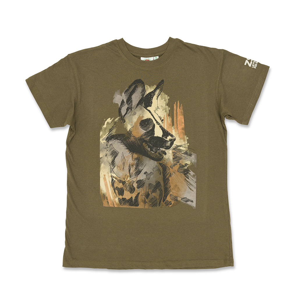 Adult's Hunting dogs t-shirt