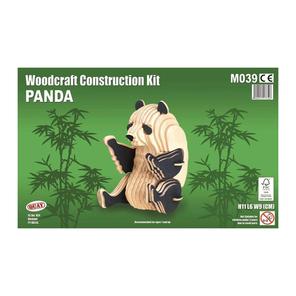 Panda Construction Kit