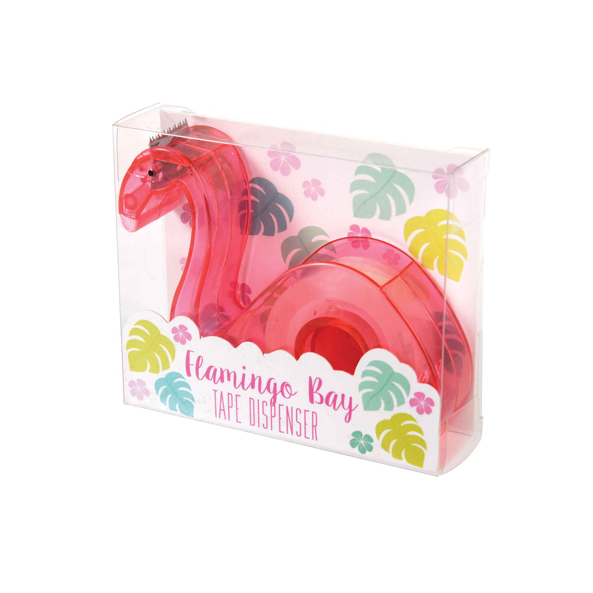Flamingo tape dispenser