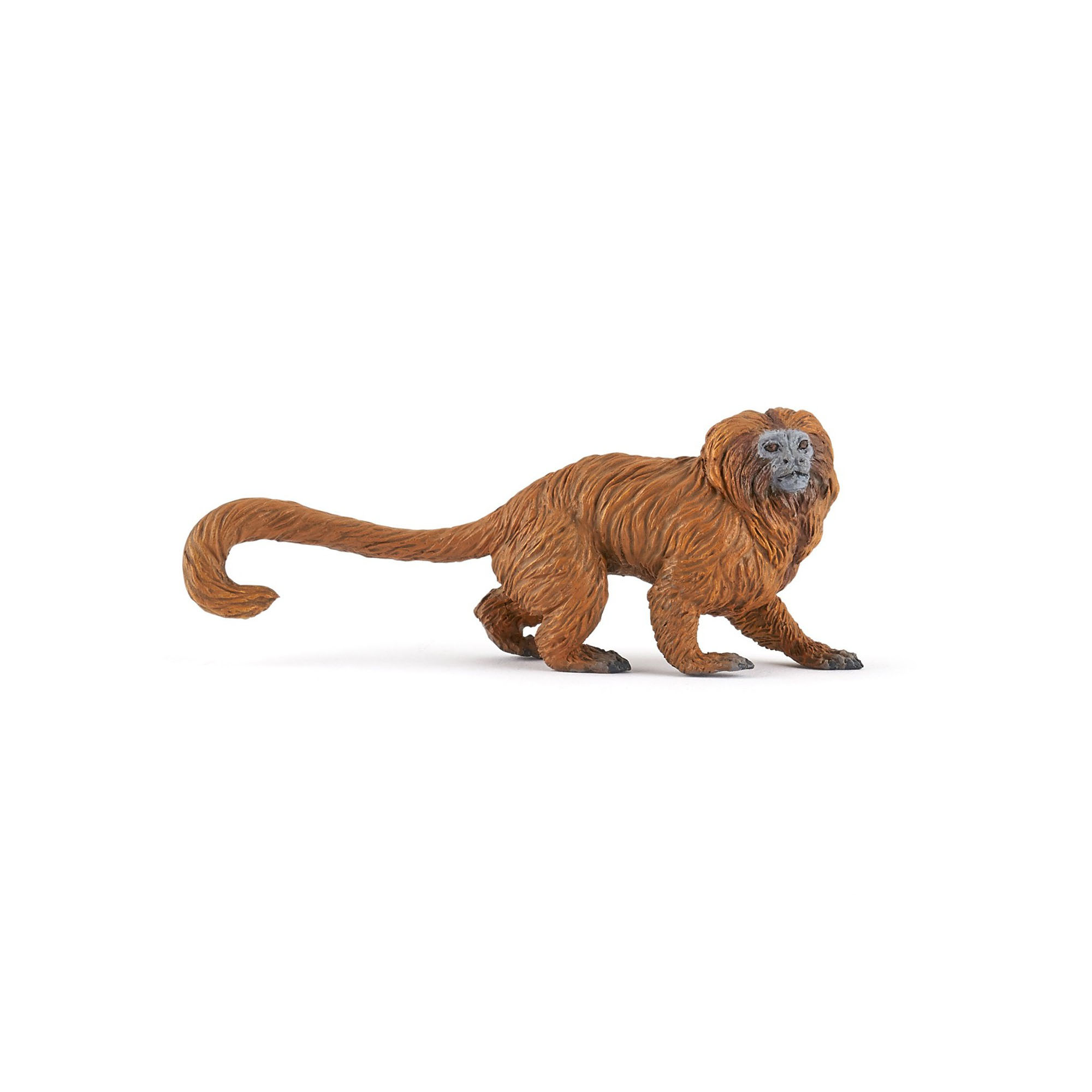 Golden lion tamarin figure