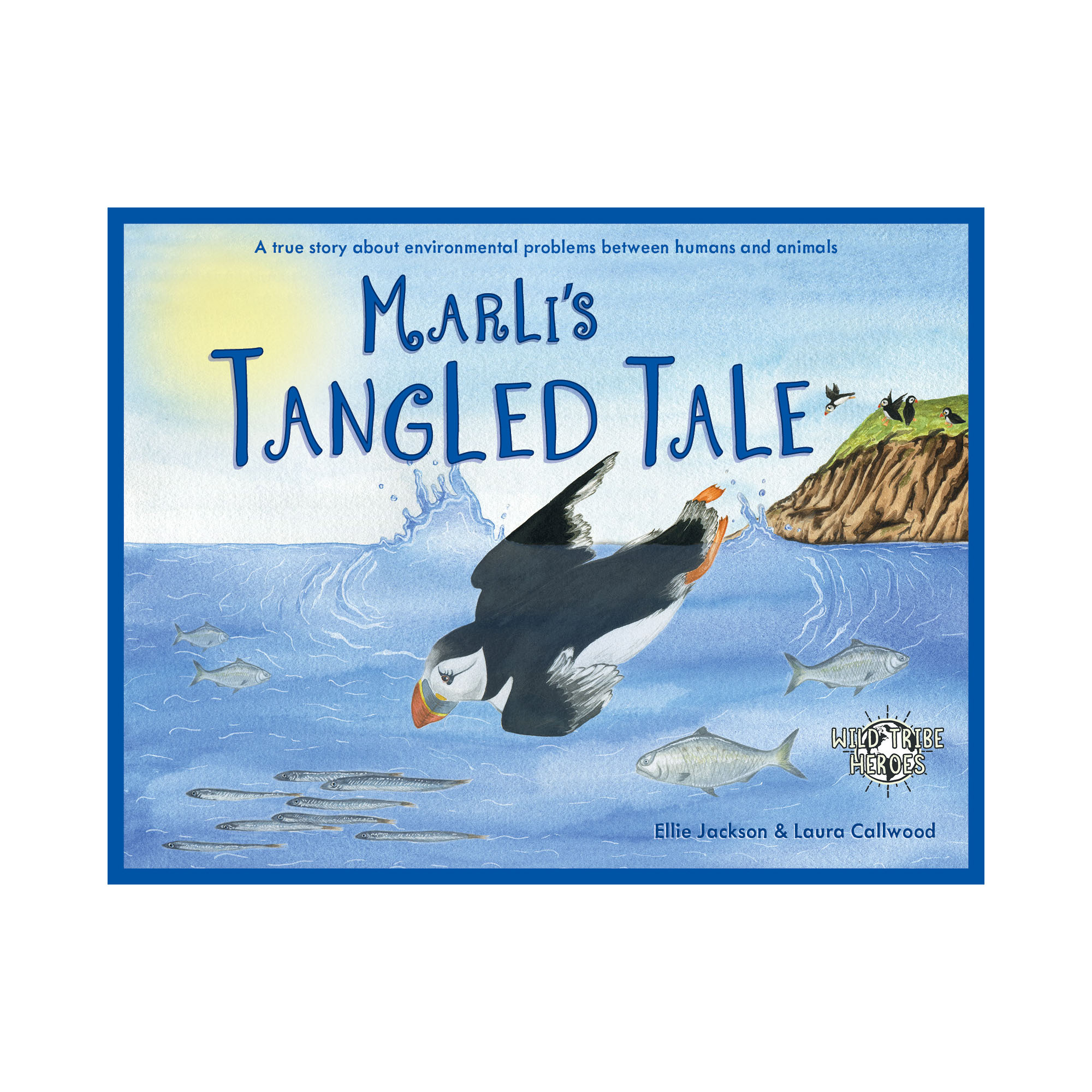 Marli's Tangle Tale Book