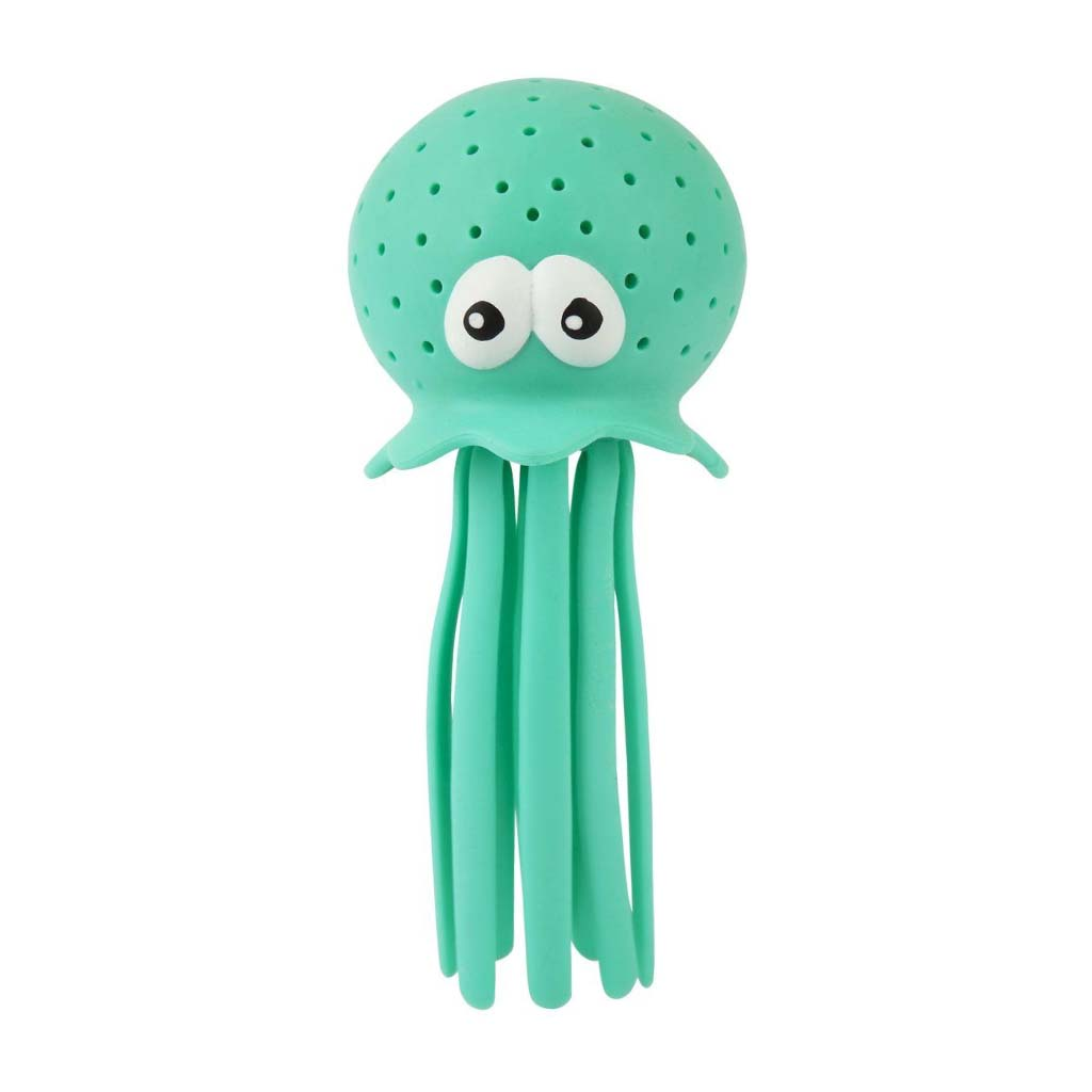 Octopus Bath Tay Turquoise