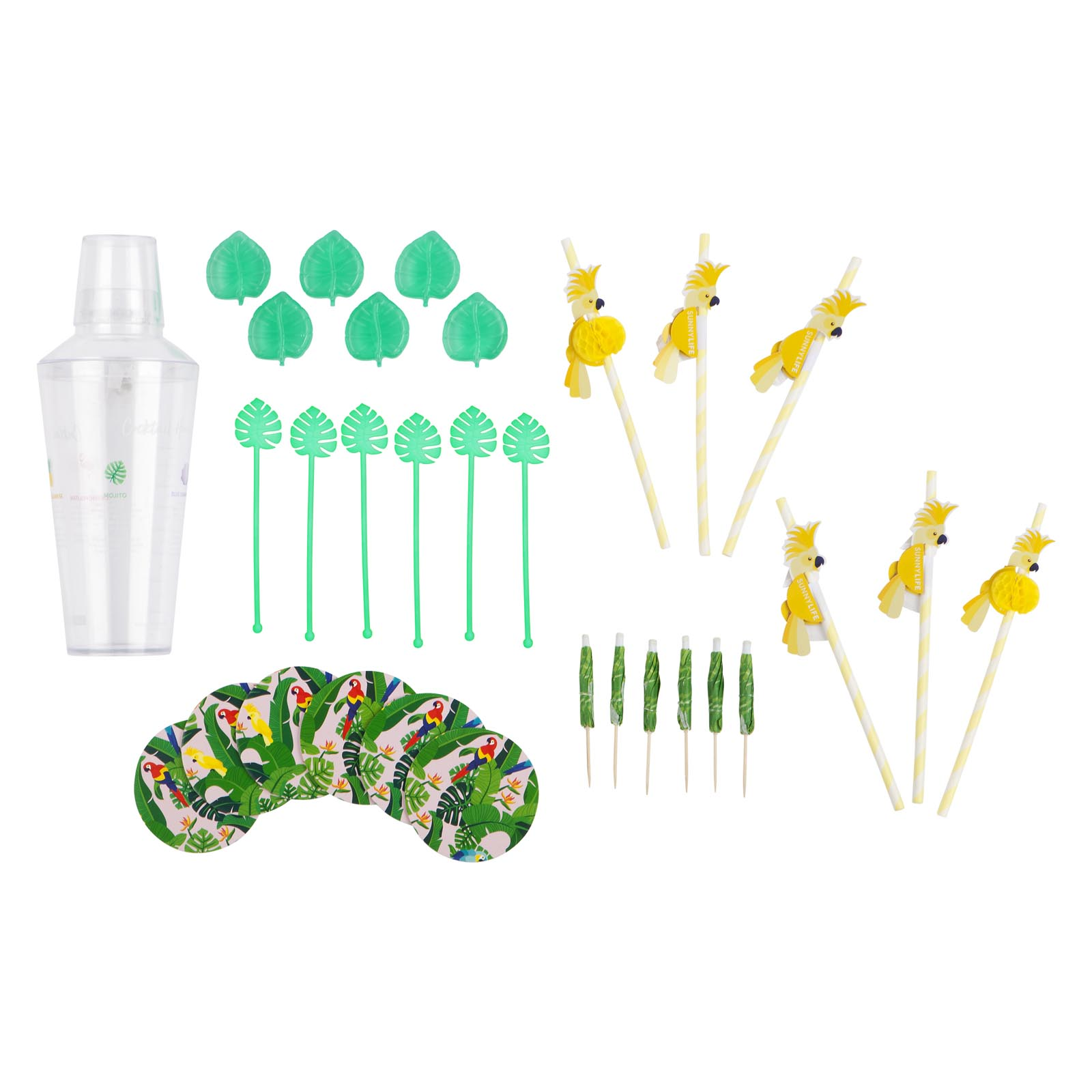Cocktail party kit