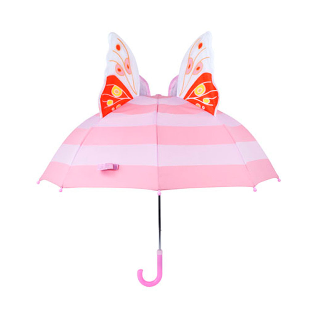 Sunnylife Butterfly Umbrella back