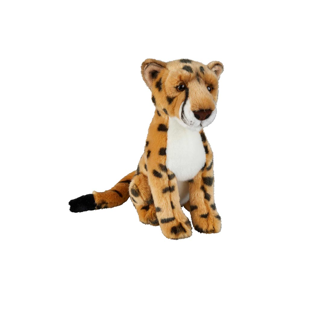Cheetah Soft Toy