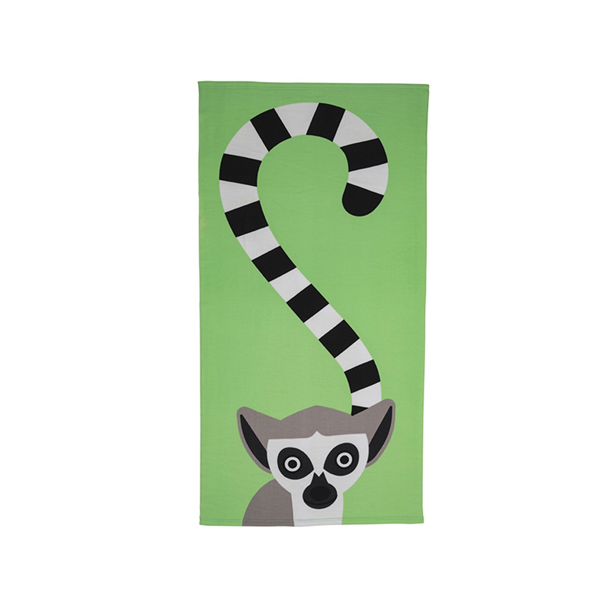 Children's Lemur towel