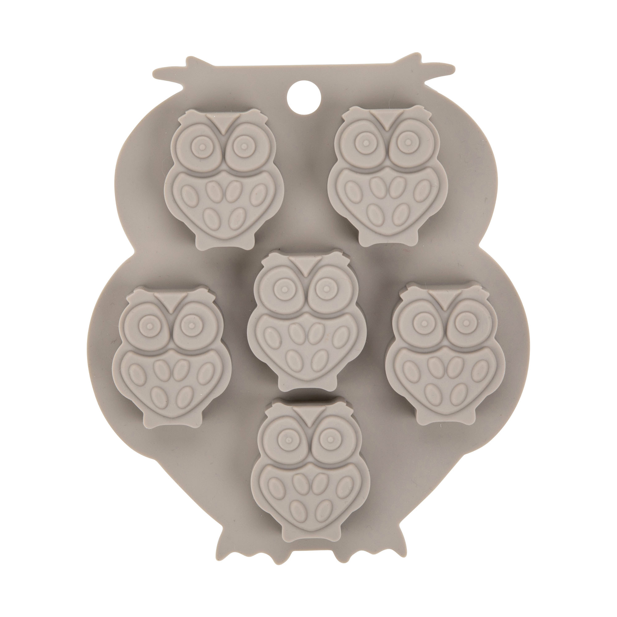 Owl shaped ice cube tray