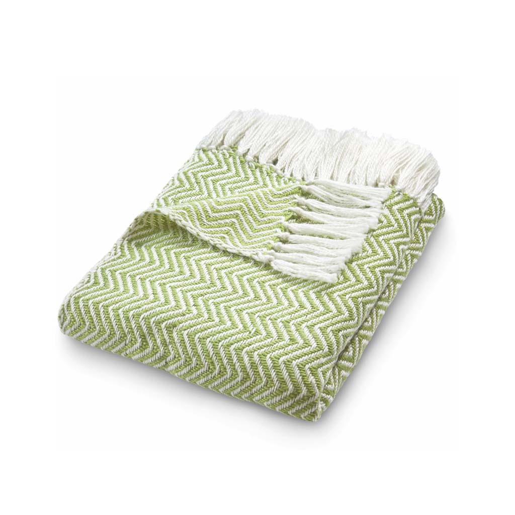 Eco-Friendly Throw, Green