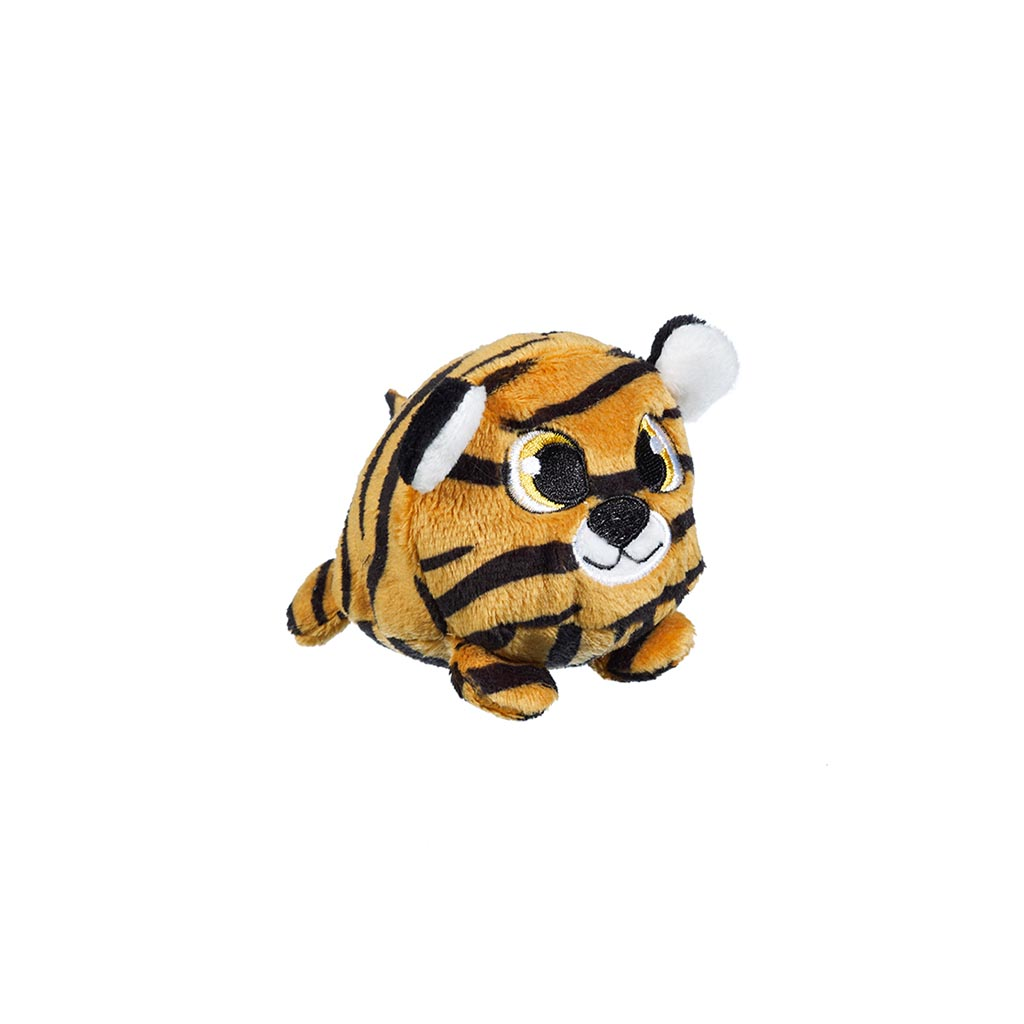 Tiger Bean Ball Soft Toy