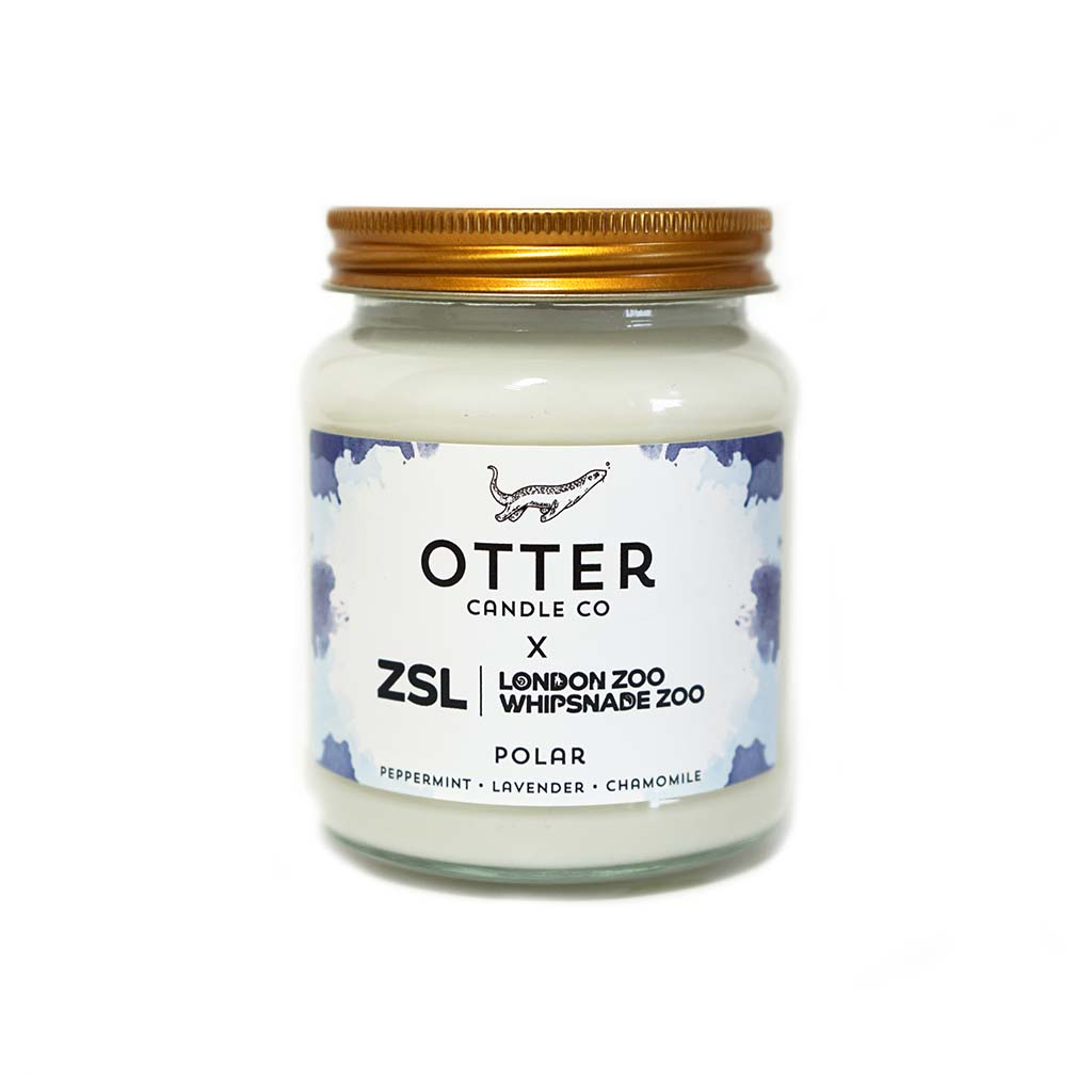 Otter Candle Co Polar Candle