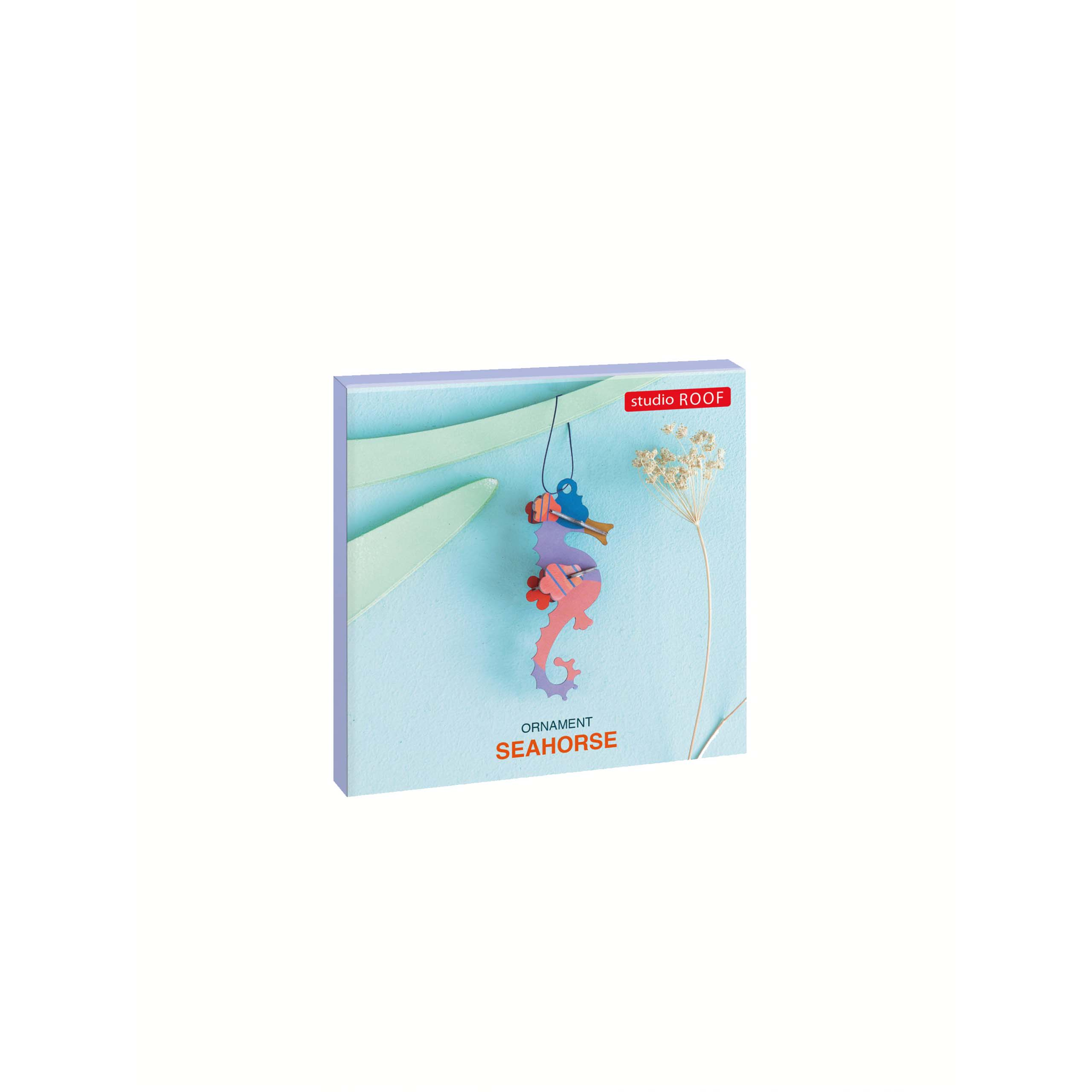 Seahorse Ornament pack