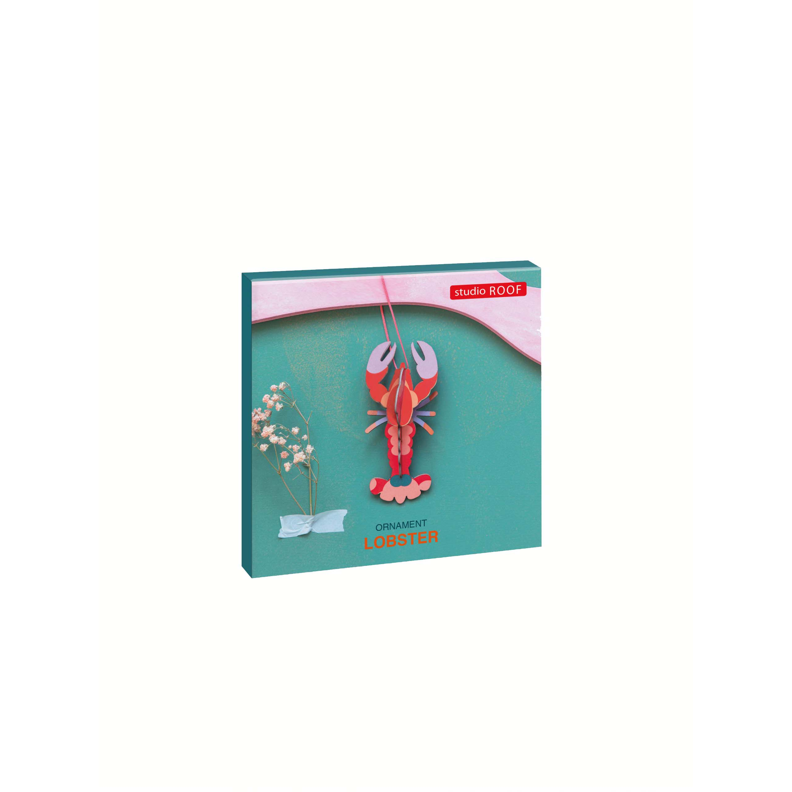 Lobster Ornament pack