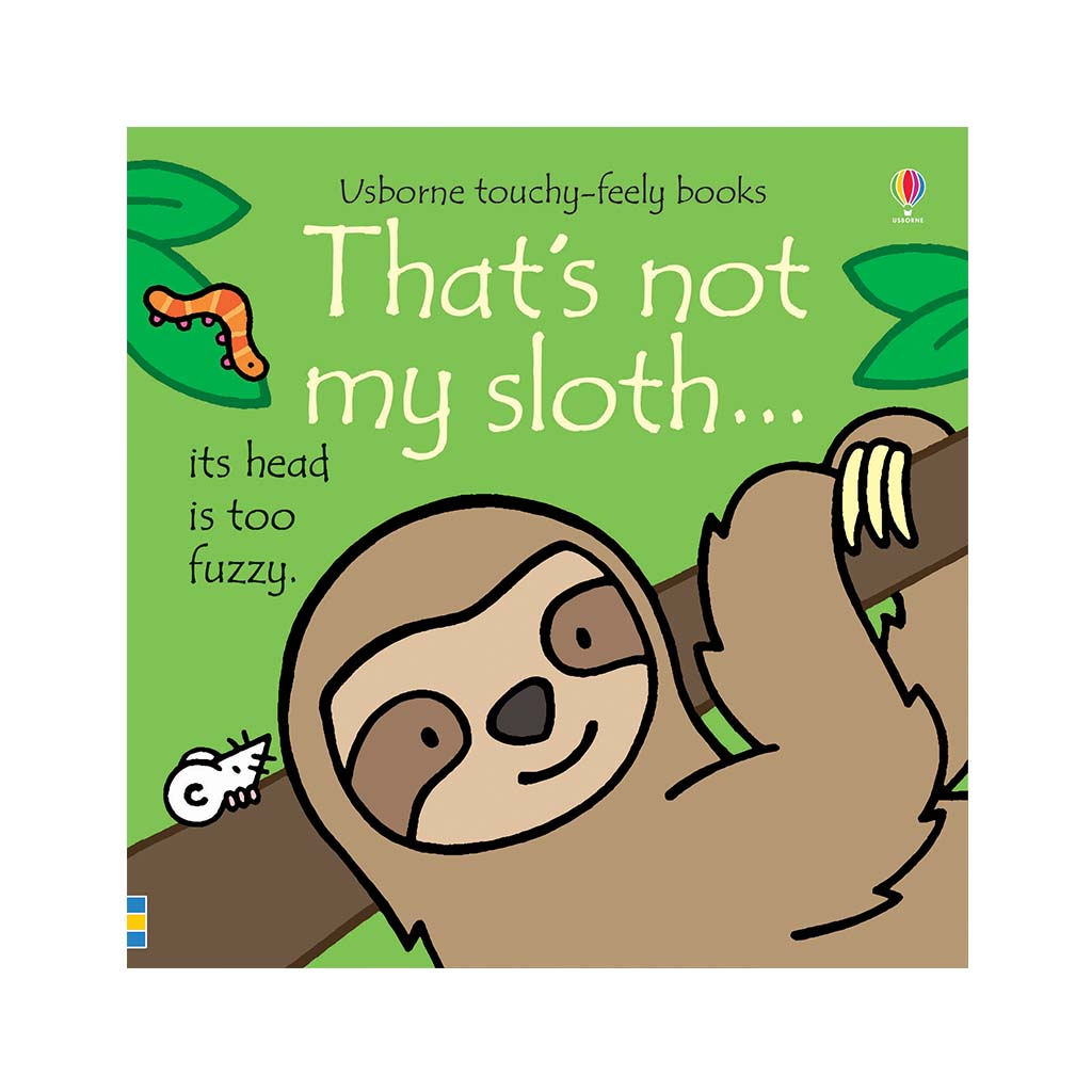 That's Not My Sloth Book