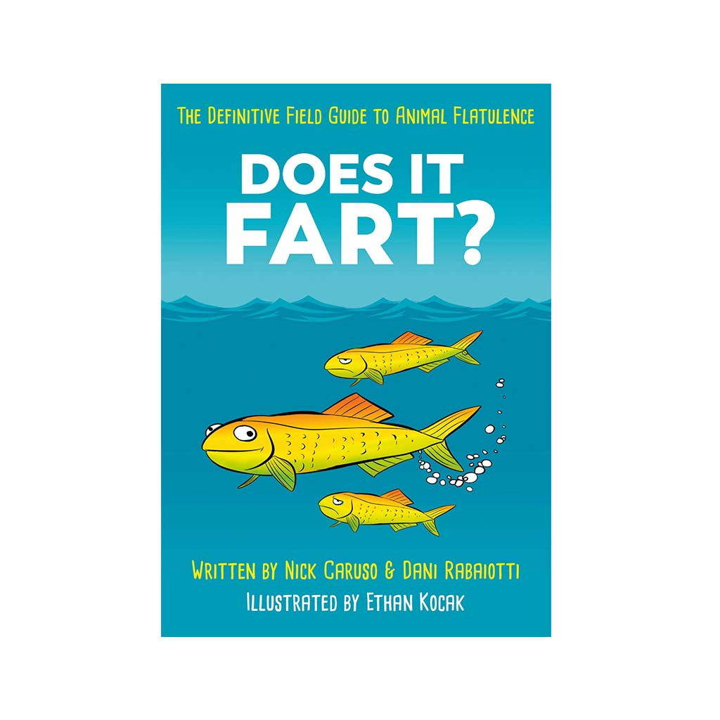 Does it Fart? Book