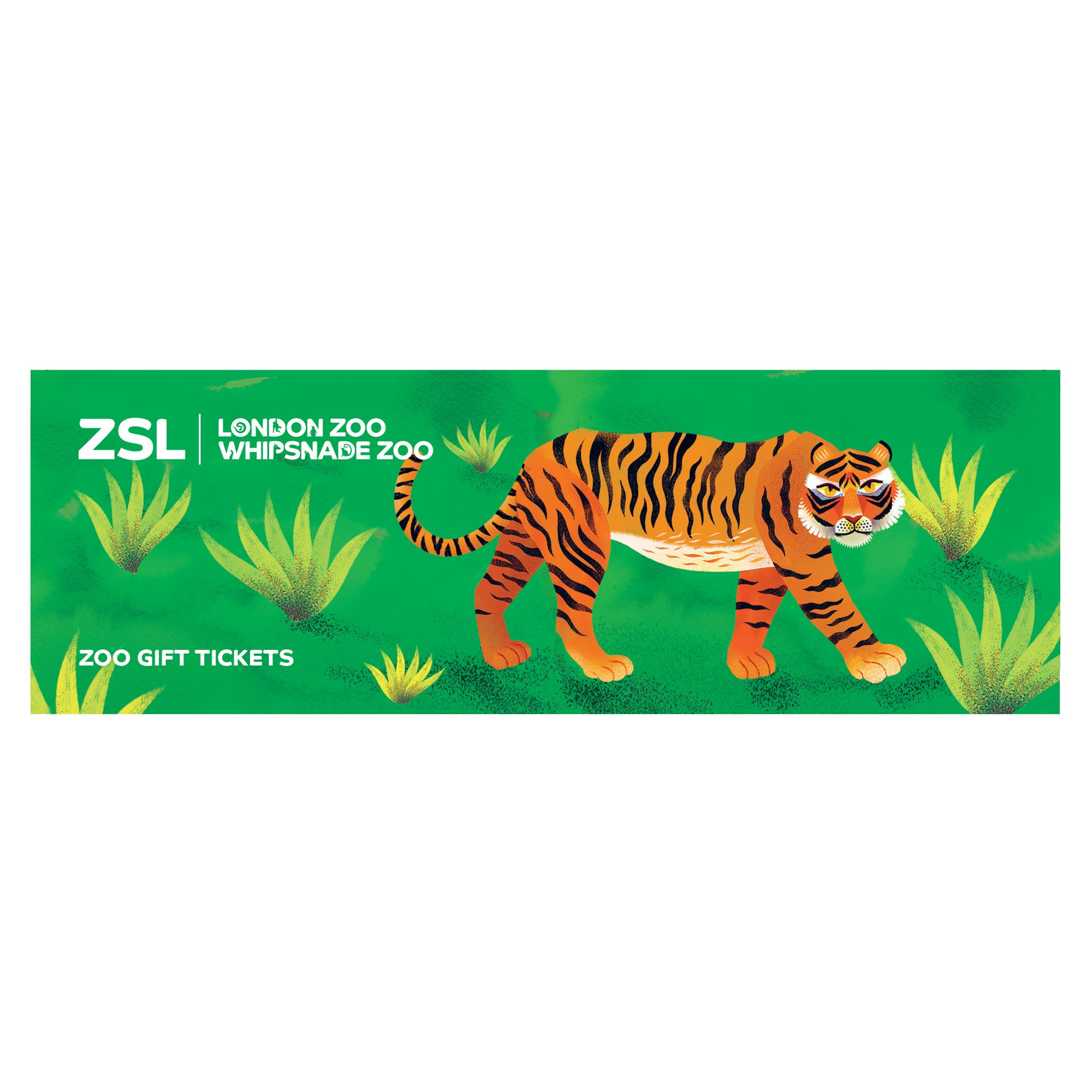Zoo Gift Ticket, Adult