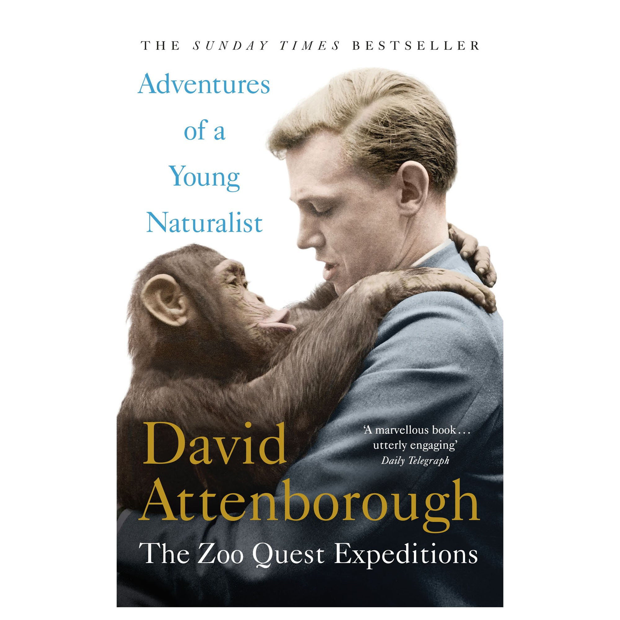 David Attenborough Adventures of a Young Naturalist
