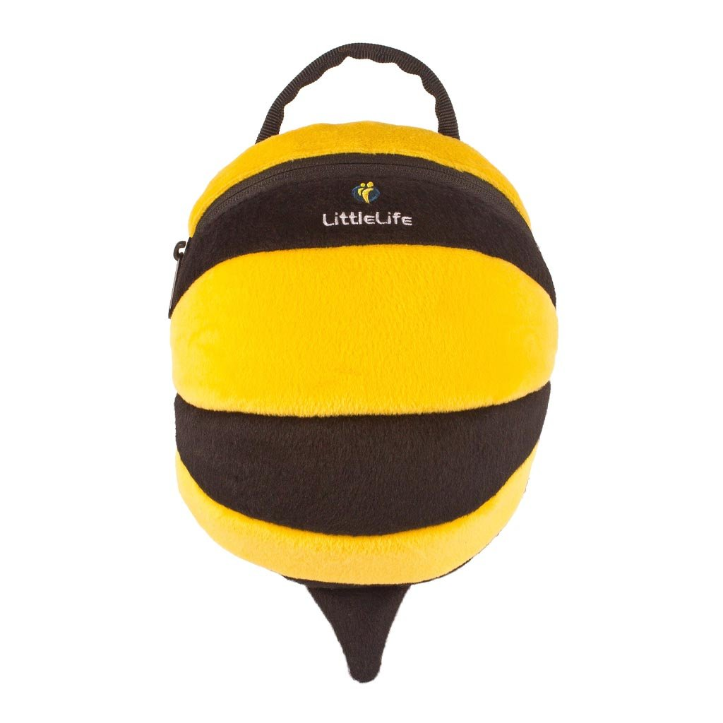 Bee toddler backpack with reins