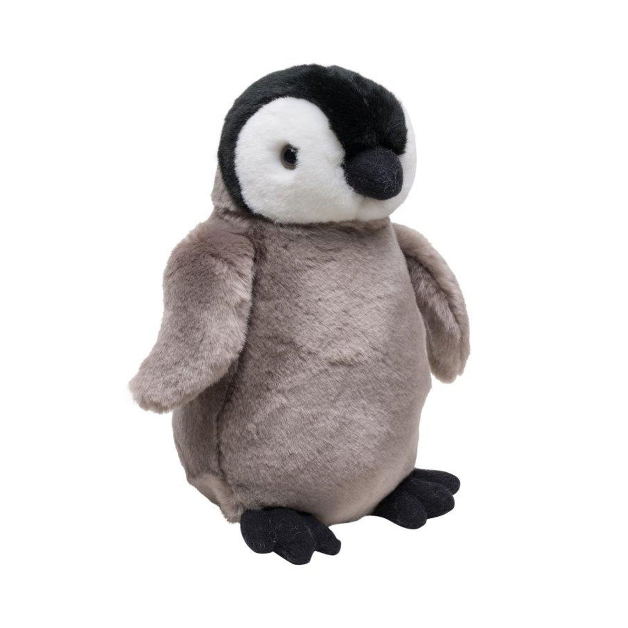 Emperor penguin chick soft toy