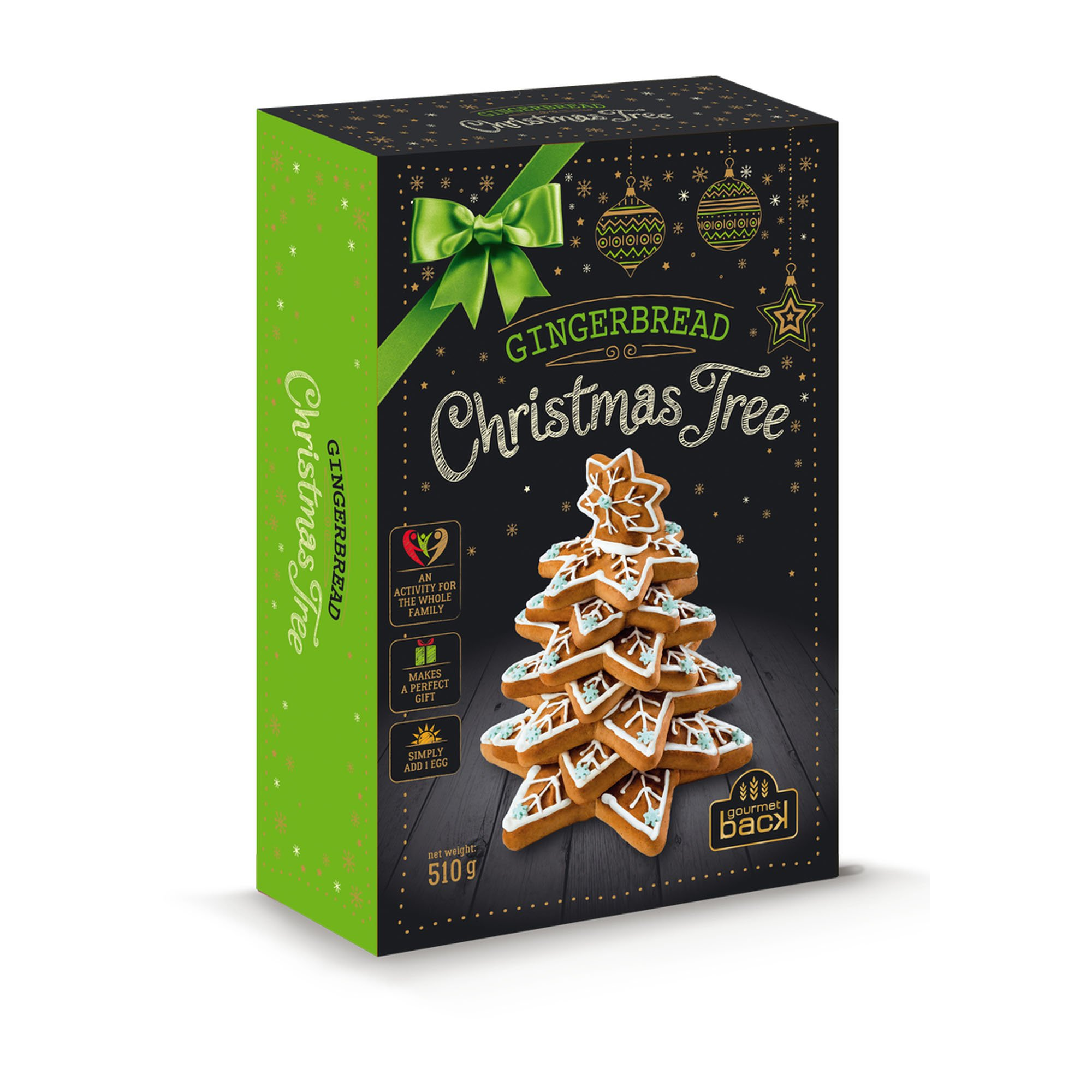 Gingerbread Tree kit