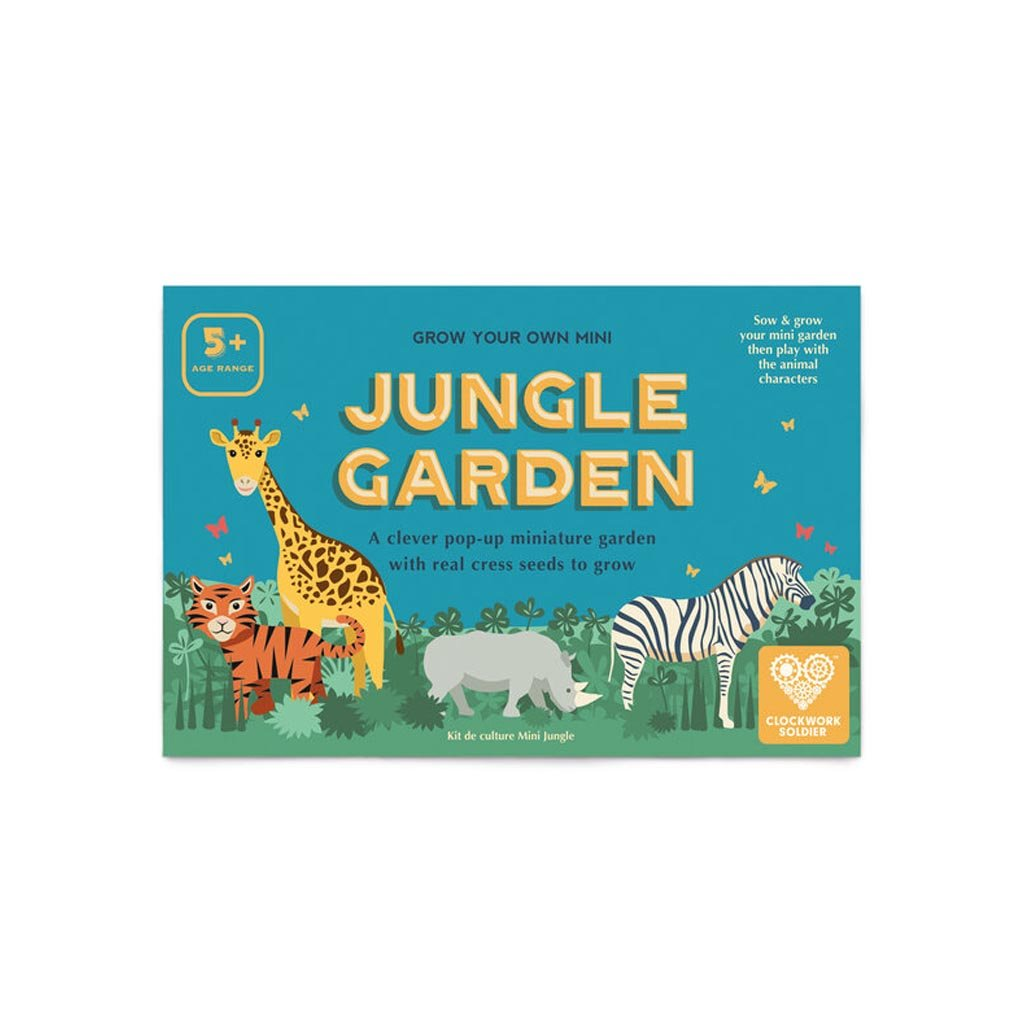Grow Your Own Mini Jungle pack