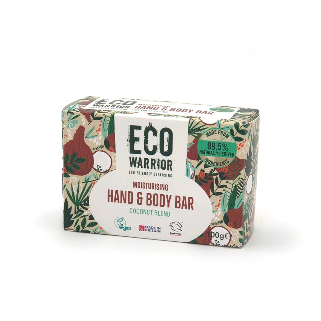hand and body soap bar