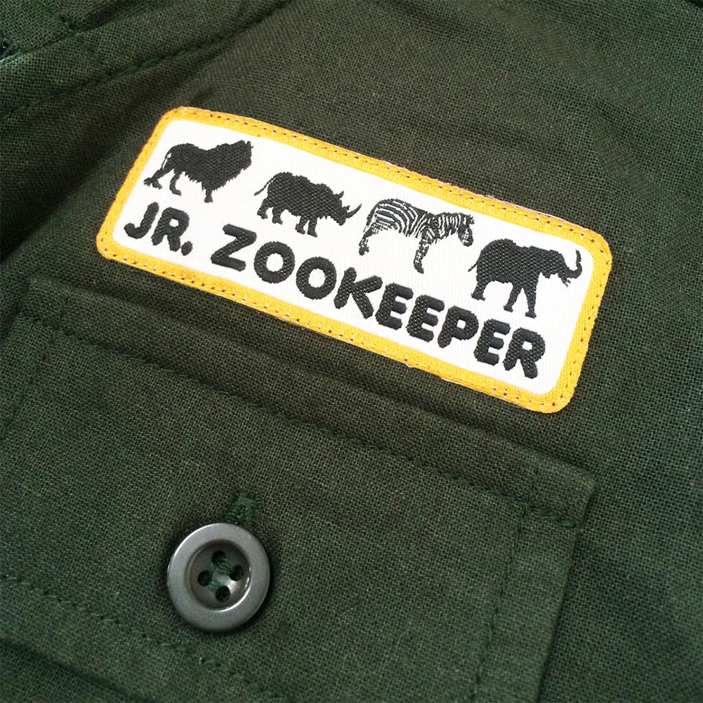 Junior Zoo Keeper badge