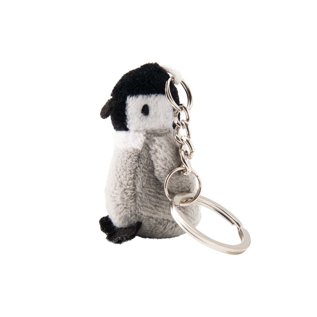 Penguin soft keyring