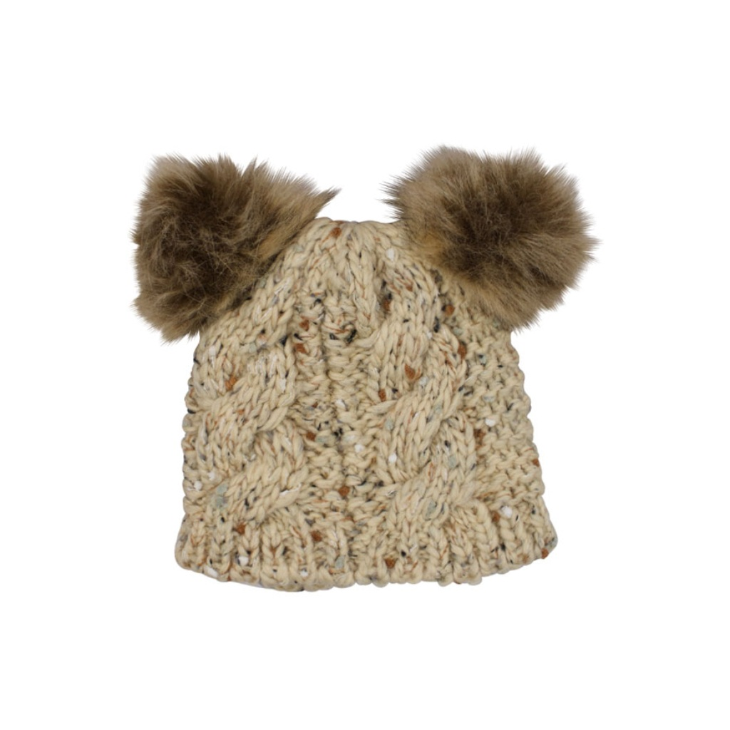 Children's Knitted Bobble Hat