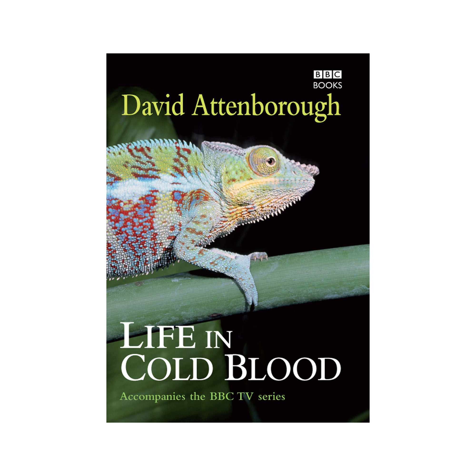 David Attenborough Life in Cold Blood
