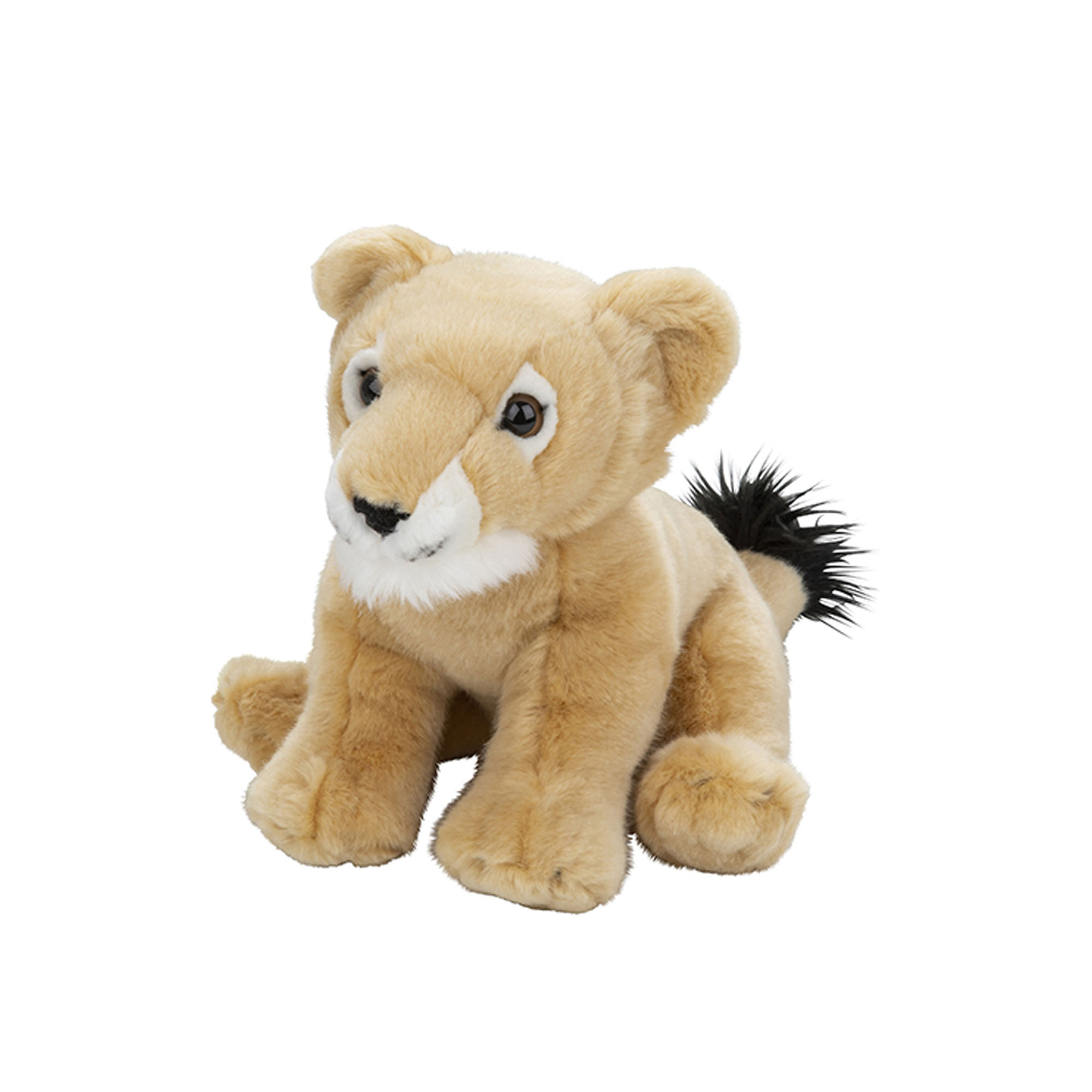 Lioness soft toy