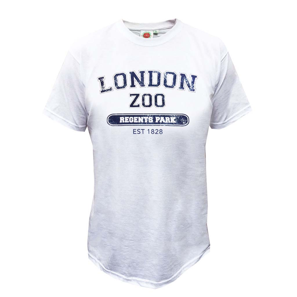 Adult's London Zoo T-shirt, S