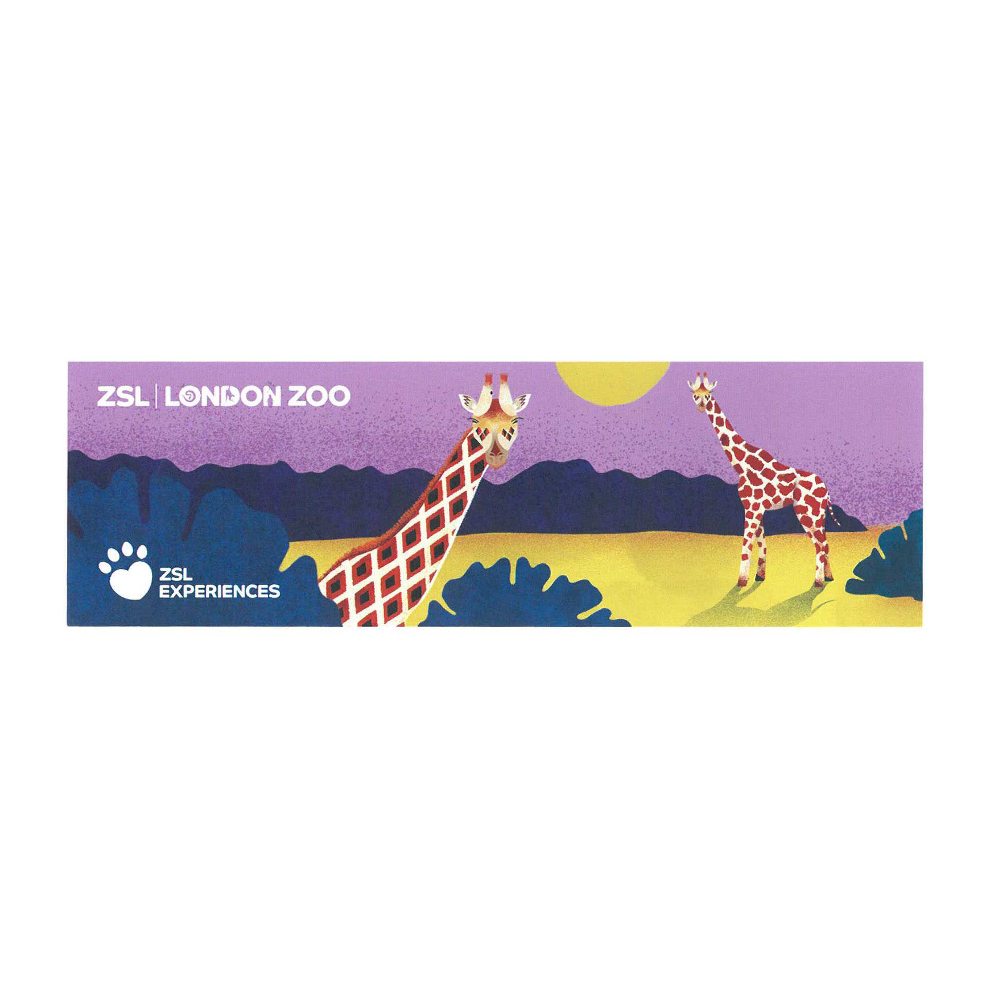 Meet the Giraffes Gift Experience at ZSL London Zoo