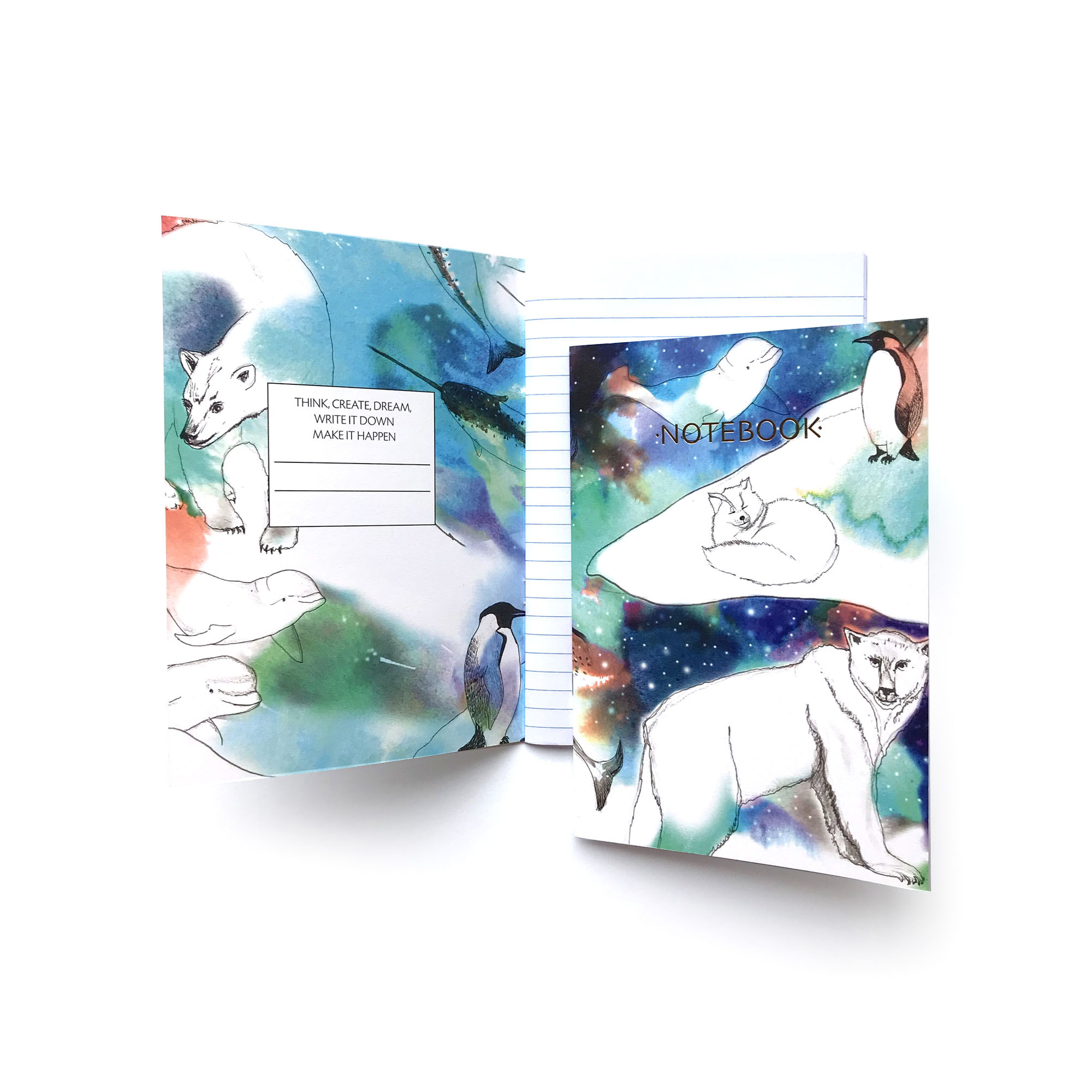 Arctic A5 Notebook