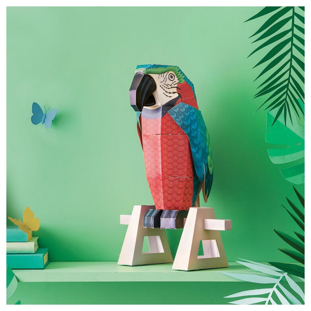 Create Your Own Parrot lifestyle