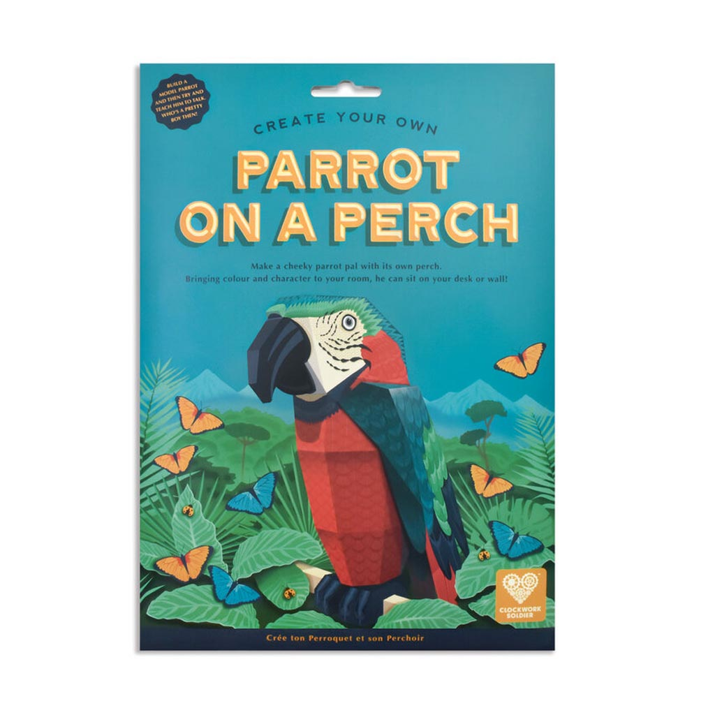 Create Your Own Parrot  pack