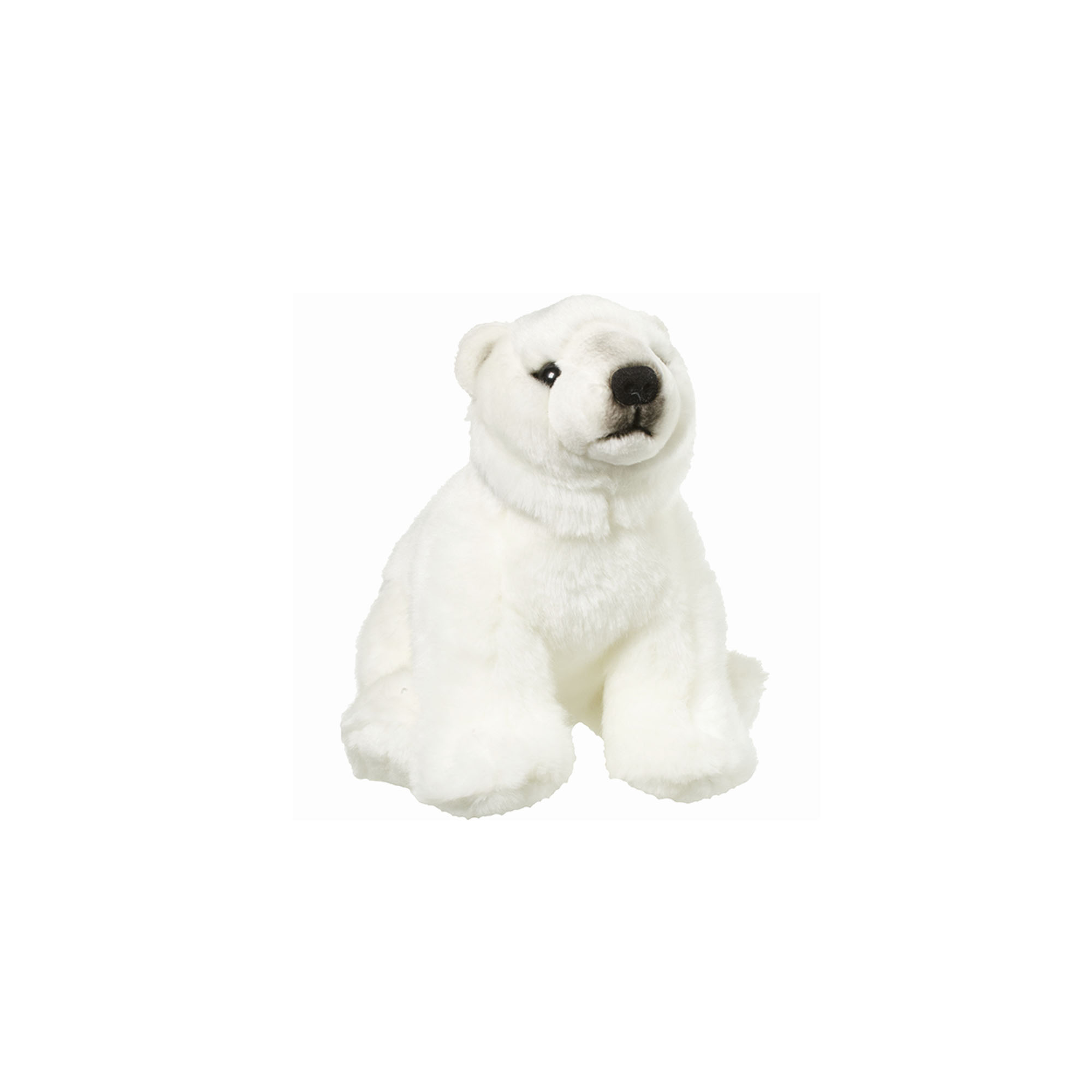 Polar Bear Soft Toy, Available in two sizes
